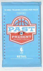 2012-13 Panini Past & Present alap kosaras kártya csomag