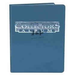 Ultra Pro portfolio album 9 zsebes, 10 lapos - kék
