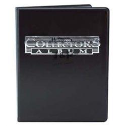 Ultra Pro Album portfólió 9-es mappa - fekete