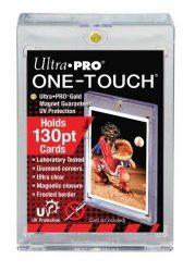 Ultra Pro UV One Touch holder 130pt mágneses kemény tok