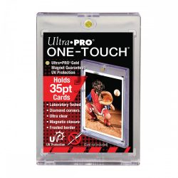 Ultra Pro UV One Touch holder 35pt mágneses kemény tok