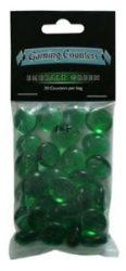 Jelölőkő - Smaragd zöld