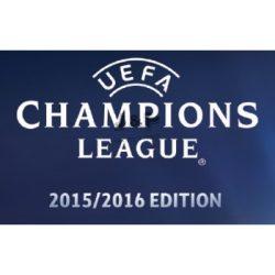 UEFA Champions League 2015/2016 - Album + Matrica kezdő csomag