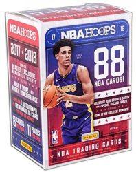 2017-18 Panini Hoops Basketball 11 pack kosaras kártya blaster doboz - 1 aláírt vagy memorabilia dobozonként