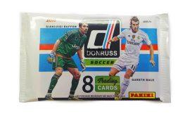 2016-17 Panini Donruss Soccer hobby focis kártya csomag