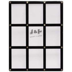Ultra Pro fekete keret 9 kártyához