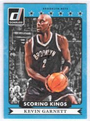 2014-15 Donruss Scoring Kings #5 Kevin Garnett