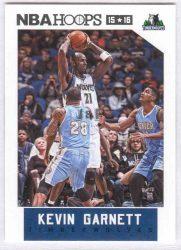 2015-16 Hoops #102 Kevin Garnett