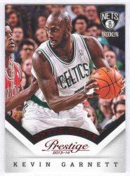 2013-14 Prestige Bonus Shots Red #117 Kevin Garnett