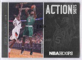 2013-14 Hoops Action Shots #7 Kevin Garnett