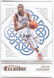 2015-16 Panini Excalibur #28 Kevin Durant