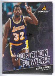 2013-14 Pinnacle Position Powers #2 Magic Johnson