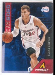 2013-14 Pinnacle Team 2020 #18 Blake Griffin