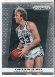 2013-14 Panini Prizm #232 Larry Bird