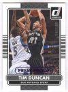 2014-15 Donruss Press Proofs Purple #58 Tim Duncan 147/199