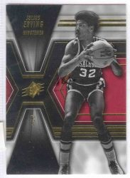 2014-15 SPx #28 Julius Erving
