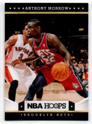 2012-13 Hoops #11 Anthony Morrow