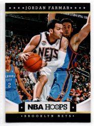 2012-13 Hoops #12 Jordan Farmar