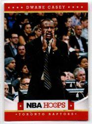 2012-13 Hoops #36 Dwane Casey CO