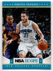 2012-13 Hoops #64 Greivis Vasquez