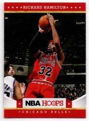 2012-13 Hoops #78 Richard Hamilton