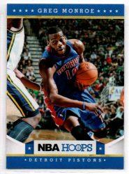 2012-13 Hoops #88 Greg Monroe