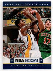 2012-13 Hoops #95 Paul George