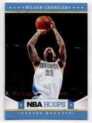 2012-13 Hoops #111 Wilson Chandler