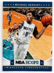 2012-13 Hoops #118 Michael Beasley