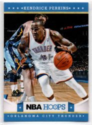 2012-13 Hoops #134 Kendrick Perkins