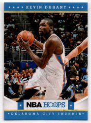 2012-13 Hoops #135 Kevin Durant