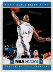 2012-13 Hoops #137 Serge Ibaka