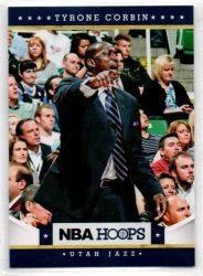 2012-13 Hoops #147 Tyrone Corbin CO