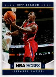 2012-13 Hoops #149 Jeff Teague