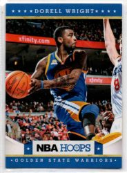 2012-13 Hoops #182 Dorell Wright