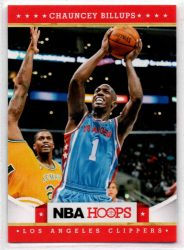 2012-13 Hoops #188 Chauncey Billups