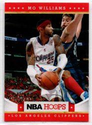 2012-13 Hoops #190 Mo Williams
