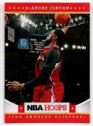 2012-13 Hoops #193 DeAndre Jordan