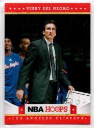 2012-13 Hoops #195 Vinny Del Negro CO