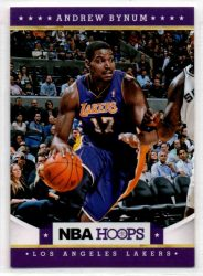 2012-13 Hoops #197 Andrew Bynum