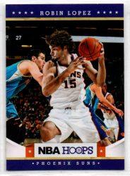 2012-13 Hoops #207 Robin Lopez