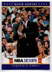 2012-13 Hoops #210 Alvin Gentry CO