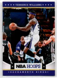 2012-13 Hoops #214 Terrence Williams