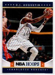 2012-13 Hoops #220 D.J. Augustin