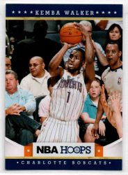 2012-13 Hoops #230 Kemba Walker RC