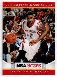 2012-13 Hoops #235 Marcus Morris RC