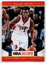 2012-13 Hoops #241 Nolan Smith RC