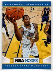 2012-13 Hoops #262 Mickell Gladness RC