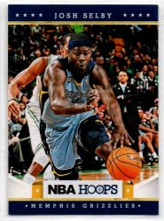 2012-13 Hoops #265 Josh Selby RC