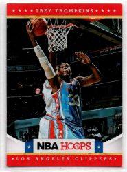 2012-13 Hoops #272 Trey Thompkins RC